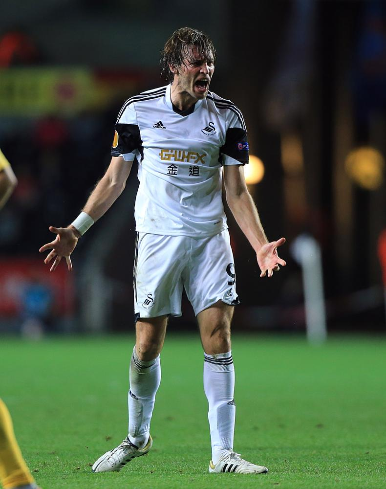 Michu chalked off Arsenal transfer list after suffering injury
