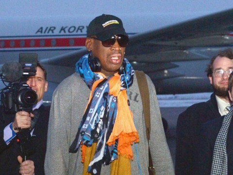 NBA Hall of Famer Dennis Rodman heads back to North Korea amid serious political upheaval