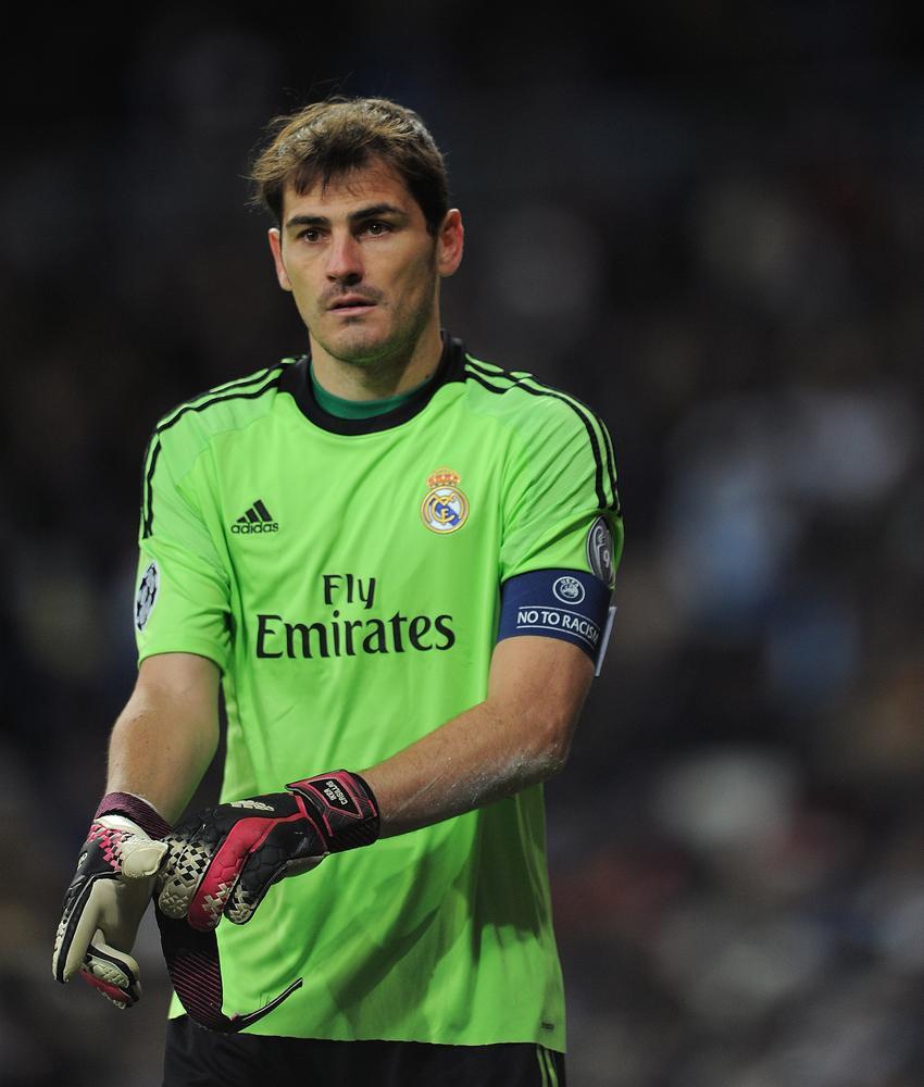 Iker Casillas News