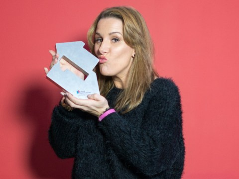 Sam Bailey discovered by Max Clifford 'two years' before X Factor victory