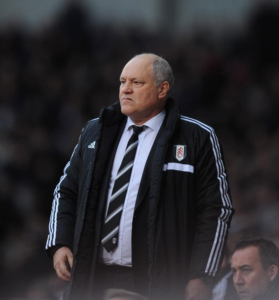 Martin Jol sacked by Fulham – replaced by Rene Meulensteen