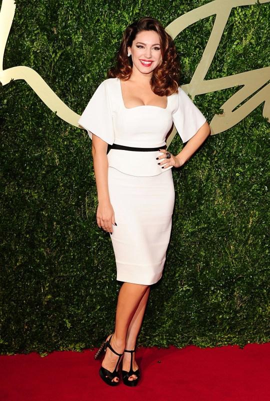 British Fashion Awards 2013 - London