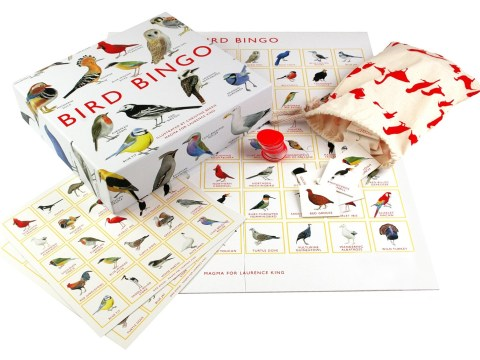 Top 10 Christmas gifts for the grandparents for under £50: From Bird bingo to a pinhole camera