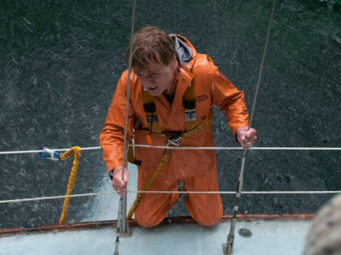 Robert Redford's All Is Lost has hope and despair with barely a word spoken