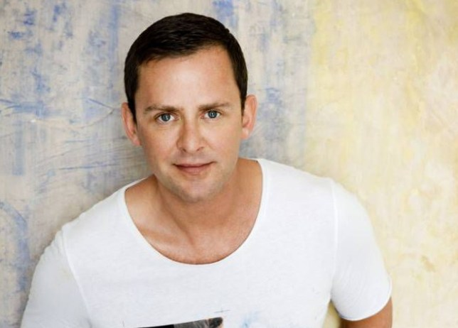 Radio 1 DJ, Scott Mills Programme Name: BBC Radio 1 Presenters - TX: n/a - Episode: n/a (No. n/a) - Embargoed for publication until: n/a - Picture Shows: - (C) BBC - Photographer: Ray Burmiston