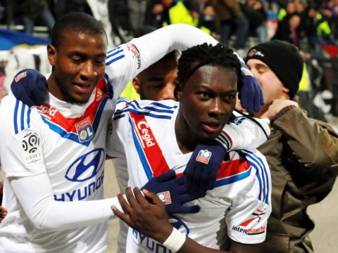 Lyon hint Bafetimbi Gomis could be off to West Ham in January