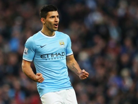 Real Madrid 'to offer Manchester City £48m for Sergio Aguero'