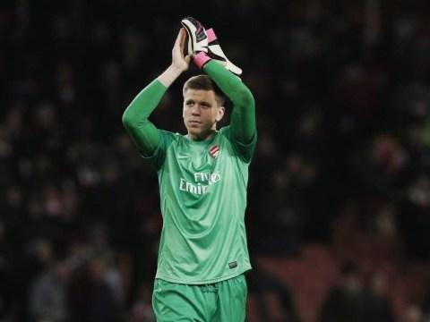 Arsenal 'certain' to win Premier League if form is maintained, says Wojciech Szczesny