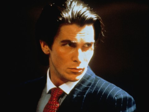 Splash out on a killer wardrobe a la American Psycho Patrick Bateman