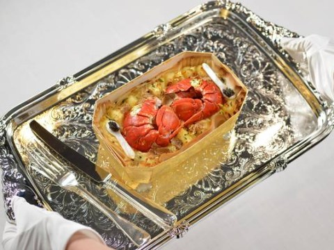 World's most expensive ready meal unveiled – with added champagne and lobster