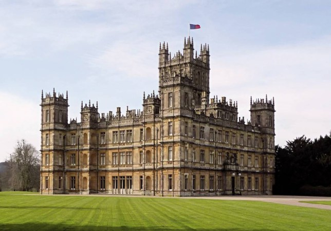Downton Abbey tours to Highclere Castle get booked up quickly (Picture: Supplied)