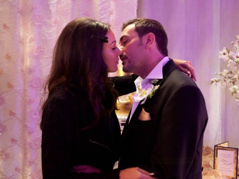 Coronation Street affair: Tina McIntyre and Peter Barlow rumbled by David and Kylie during sordid hotel stay