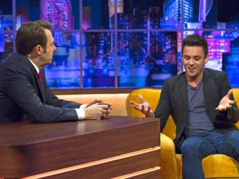 'It was love at first sight!' Tom Daley reveals how boyfriend stopped him giving up on diving