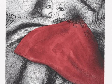 Sally Gardner's Tinder may be a slow-burning winter story but it ignites a classic fairy tale