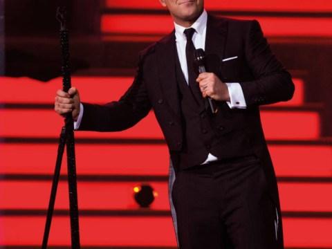 Robbie Williams: One Night At The  Palladium, Live At The Apollo, The Graham Norton Show: TV Picks