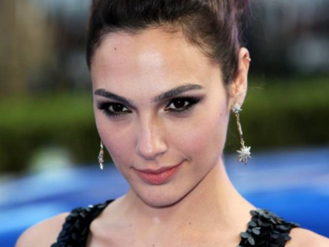 Gal Gadot laughs off criticism her boobs are too small for her to play Wonder Woman