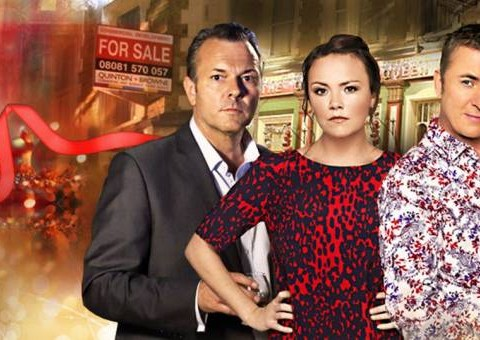 BBC releases three 'sting' trailers for explosive EastEnders Christmas Day plots