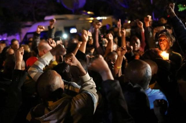 Nelson Mandela's greatest legacy: We are united in mourning