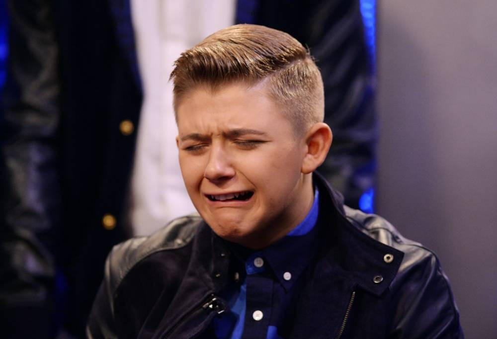 Nicholas McDonals has got Shane FIlan in the final of The X Factor 2013