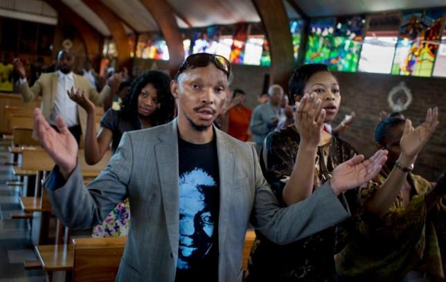 Day of prayer in South Africa as week-long memorial to Nelson Mandela begins