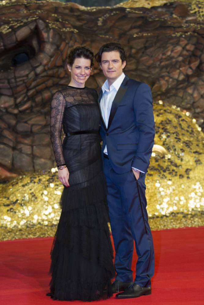 Orlando Bloom accused of exaggerating 'drunk' night out with Evangeline Lilly