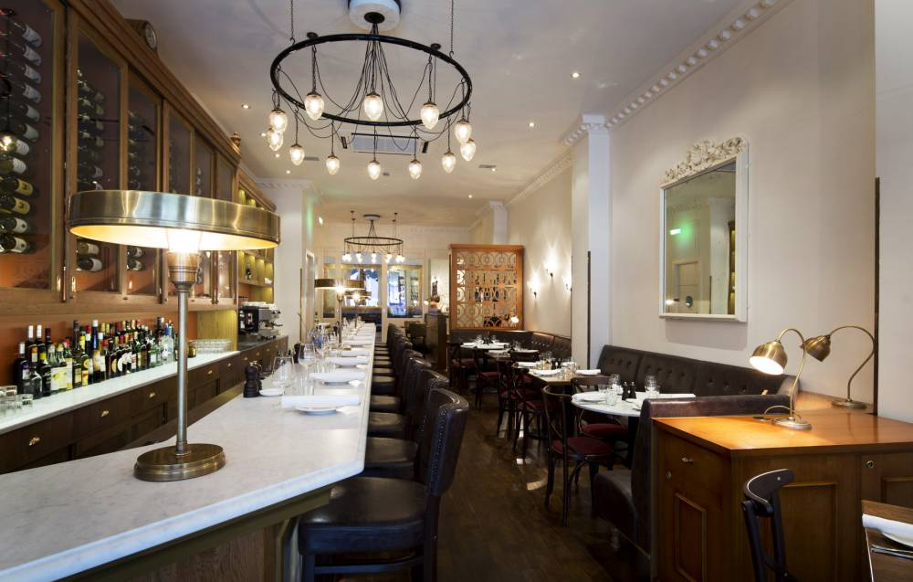 Angela Hartnett is back for good at London's truly delicious Cafe Murano