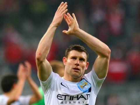 Tottenham plot summer move for Manchester City's James Milner