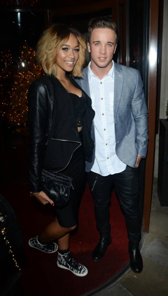 X Factor reject Sam Callahan confirms Tamera Foster relationship: 'We are more than just friends'