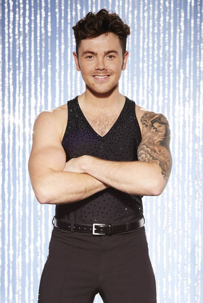Dancing On Ice 2014: Ray Quinn is hot favourite to win all-star series