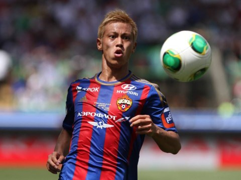 Keisuke Honda snubs Liverpool and Tottenham in favour of AC Milan