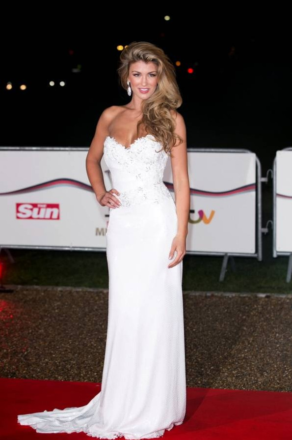 'There's been a little mix-up': Amy Willerton not dating Joey Essex, apparently