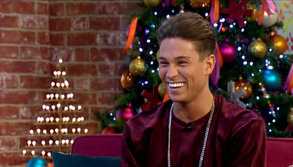 Joey Essex: I'm still hoping for a proper date with Amy Willerton