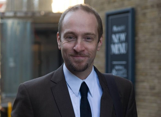 Derren Brown will be using his well-known trickery in The Great Art Robbery (Picture: Rex)