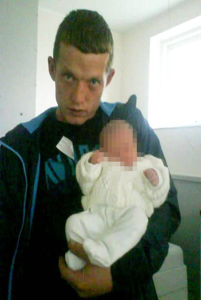 Father jailed for killing 16-week-old baby