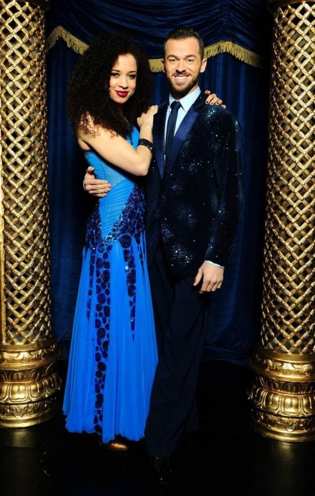 Strictly Come Dancing 2013: Natalie Gumede and Artem Chigvintsev