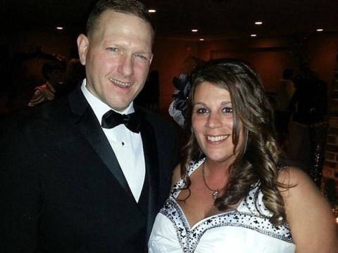 Groom run over and killed on way back from wedding after stopping to help stranded motorist