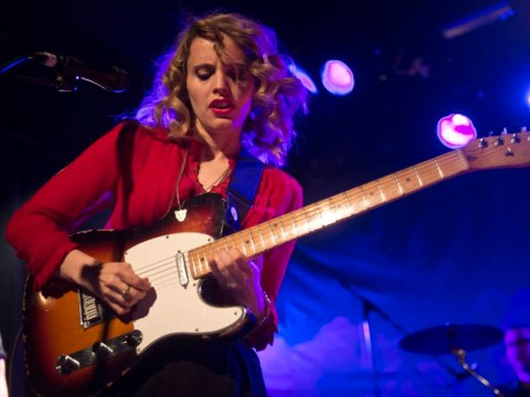 Anna Calvi's six-track mix includes Arcade Fire's Reflektor and David Bowie's Where Are We Now