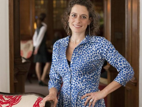 TV's The Hotel Inspector Alex Polizzi: I'm sure I benefited from nepotism