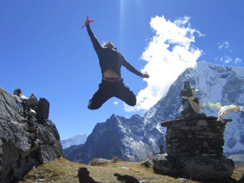 Travel tips from David Strang – the man who's boomer-jumped all over the world