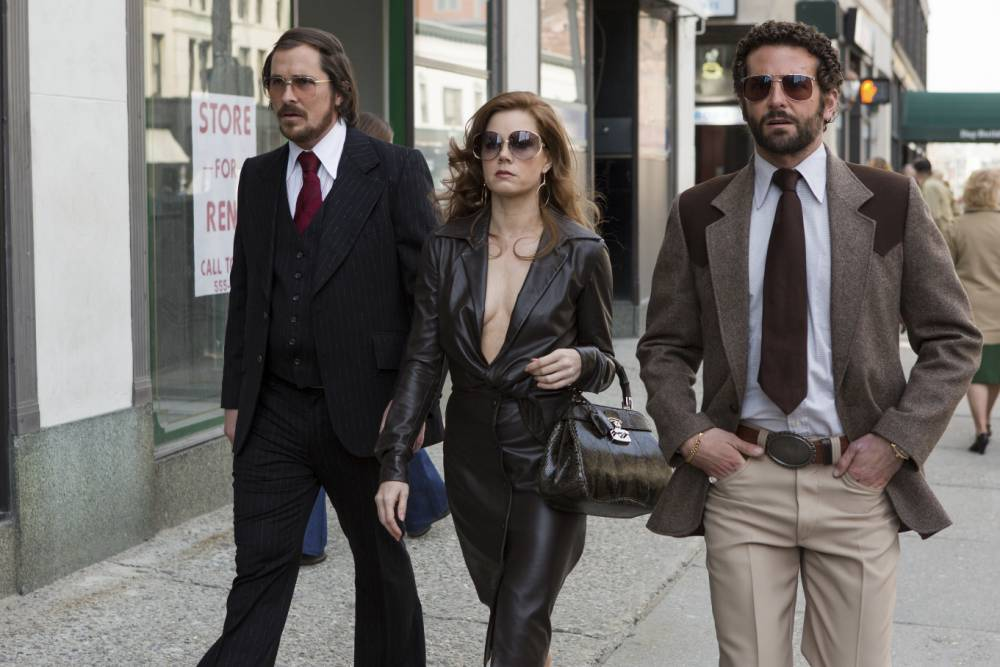 American Hustle, 12 Years a Slave and Gravity lead Oscars 2014 nominations