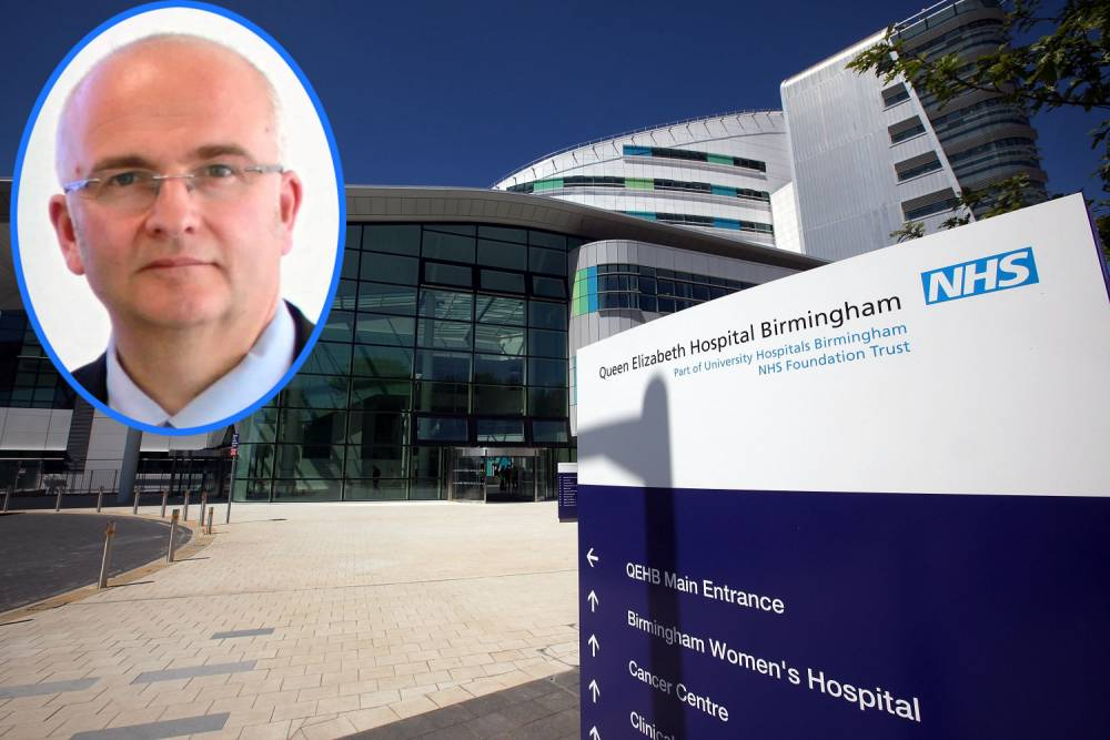 Surgeon suspended for 'branding initials' on transplant patient's liver