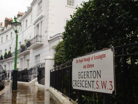 Paved with gold: London home to all ten of costliest streets in England and Wales