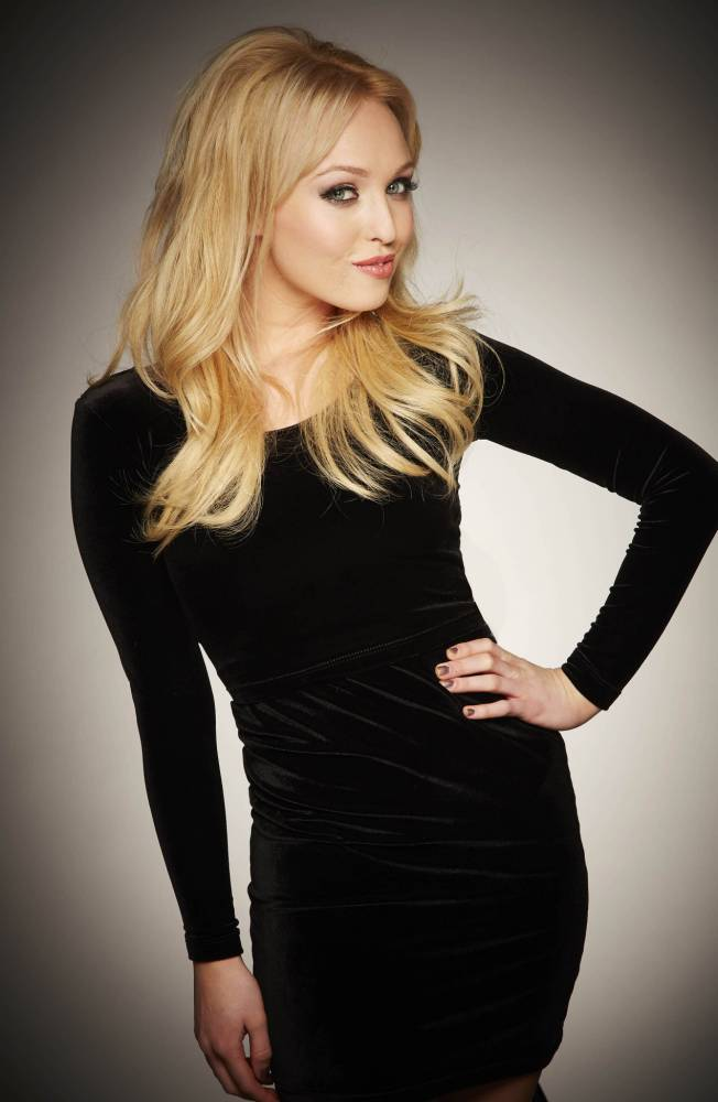 Dancing on Ice 2014: Jorgie Porter