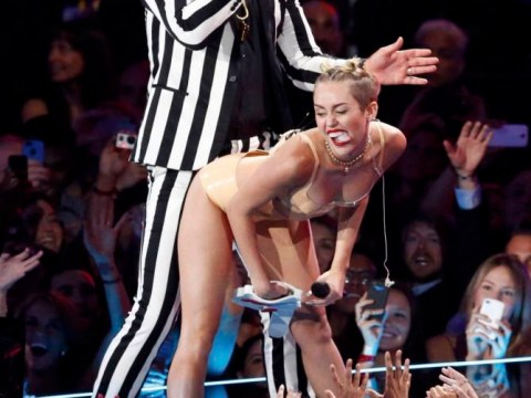Now Sir David Jason takes a pop at Miley Cyrus…for eroding standards of politeness, manners and morality.