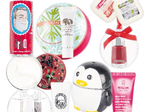 Origins Ornament, Arko and Penguin Hand Cream: Mini beauty treats to treasure