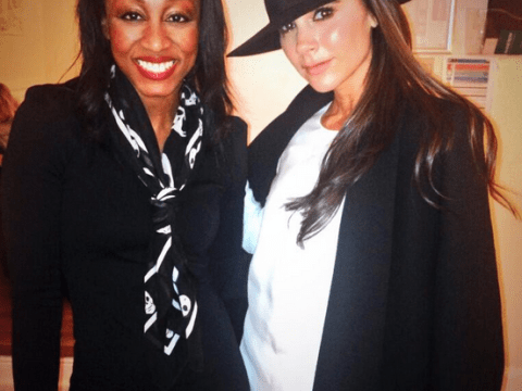 Beverley Knight delighted by Victoria Beckham's backstage visit at The Bodyguard