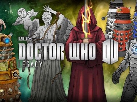 Doctor Who: Legacy review – a waste of time