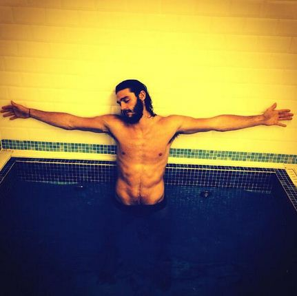 West Ham 'saviour' Andy Carroll posts questionable Jesus picture on Twitter