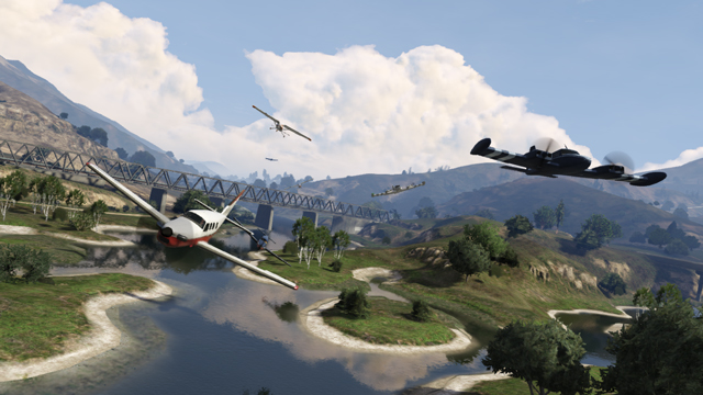 GTA Online Content Creator live now, story DLC in 2014