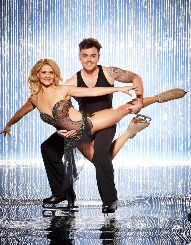 Dancing On Ice 2014: Ray Quinn